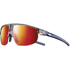 Julbo Rival Spectron 3 CF Sunglasses, red grey translucent/blue